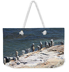 Balanced Rocks Weekender Tote Bag