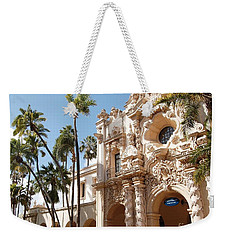 Balboa Park Architecture Beauty Weekender Tote Bag