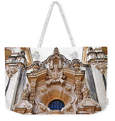 Balboa Park Building Exterior Design Weekender Tote Bag