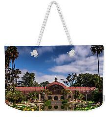 Balboa Park Weekender Tote Bag