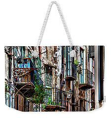 Balconies Of Palermo Weekender Tote Bag