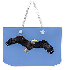 Bald Eagle Flight 1 Weekender Tote Bag