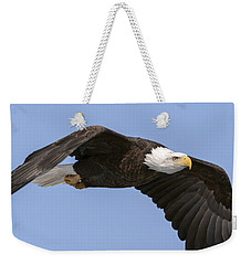 Bald Eagle Flight 2 Weekender Tote Bag