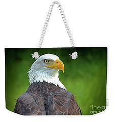 Bald Eagle Weekender Tote Bag by Franziskus Pfleghart