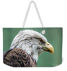 Bald Eagle - Vermont Weekender Tote Bag