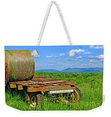 Bales At Rest Weekender Tote Bag