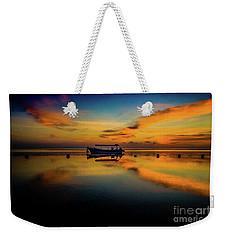 Bali Sunrise 3 Weekender Tote Bag
