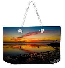 Bali Sunrise II Weekender Tote Bag