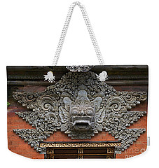 Weekender Tote Bag featuring the photograph Bali_d5 by Craig Lovell