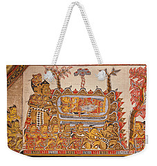 Weekender Tote Bag featuring the photograph Bali_d530 by Craig Lovell