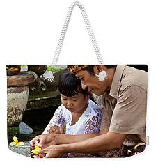 Bali_d796 Weekender Tote Bag