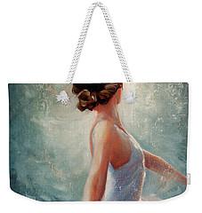 Ballerina Dazzle Weekender Tote Bag