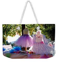 Ballerina Dresses Weekender Tote Bag