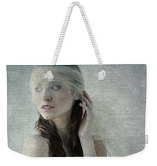 Ballerina In Morning Light Weekender Tote Bag by Diane Diederich