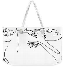 Ballet 1 Weekender Tote Bag