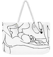 Ballet 2 Weekender Tote Bag
