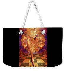Ballet Burlesque  Act II Weekender Tote Bag