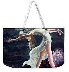 Ballet Dancer 2 Weekender Tote Bag