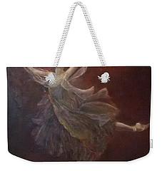 Ballet Dancer Anna Pavlova Weekender Tote Bag