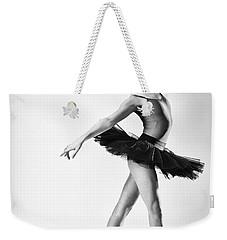 Ballet Reach Weekender Tote Bag