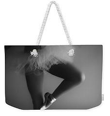 Ballet Slippers Weekender Tote Bag