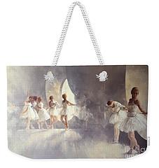 Ballet Studio  Weekender Tote Bag