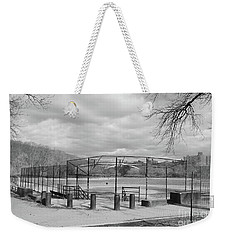 Ballfields Weekender Tote Bag by Cole Thompson