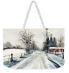 Ballina Road Weekender Tote Bag by Judith Levins