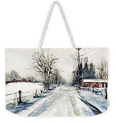 Ballina Road Weekender Tote Bag