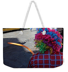 Balloon Buffoon Weekender Tote Bag