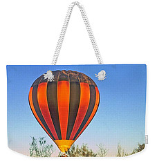 Balloon Launch Weekender Tote Bag