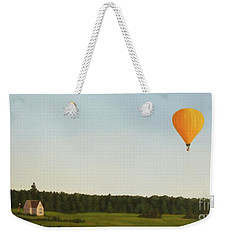 Balloons In Prince Edward Island Weekender Tote Bag