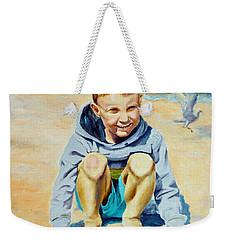 Baltic Beach Weekender Tote Bag