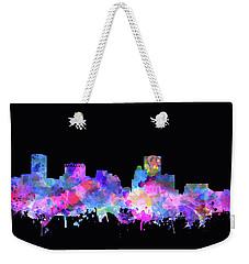 Baltimore Skyline Watercolor 5 Weekender Tote Bag