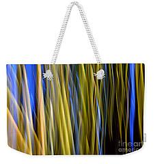 Bamboo Flames Weekender Tote Bag