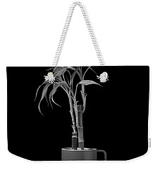 Weekender Tote Bag featuring the photograph Bamboo Plant by Tom Mc Nemar