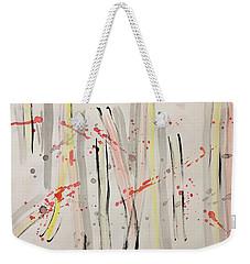 Bamboo2 Weekender Tote Bag