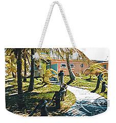 Banana Bay Weekender Tote Bag