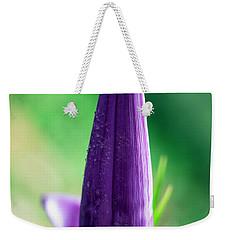 Banana Flower Weekender Tote Bag