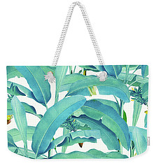 Banana Forest Weekender Tote Bag