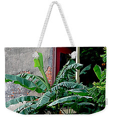 Bananas And Bricks Weekender Tote Bag