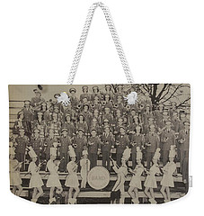 Band 1949  Weekender Tote Bag