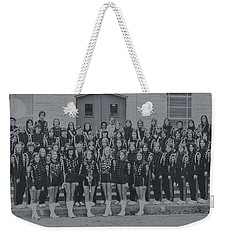 Band After Fire 76 Weekender Tote Bag