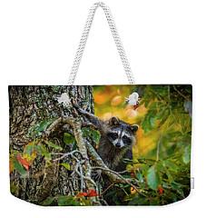 Bandit #1 Weekender Tote Bag