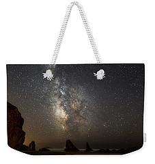 Bandon And Milky Way Weekender Tote Bag