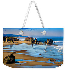 Bandon Beach Weekender Tote Bag