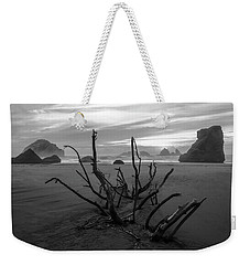 Bandon Beach Tree Weekender Tote Bag