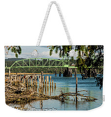 Bandon Drawbridge Weekender Tote Bag