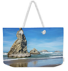 Bandon Rocks Weekender Tote Bag
