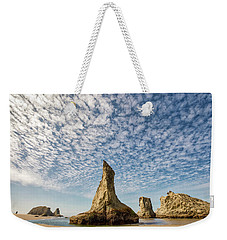 Bandon Sea Stacks Weekender Tote Bag